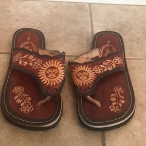 Mexican Sandles